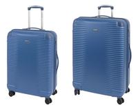 Gabol Harde trolleyset Balance Azul Blue-Vooraanzicht
