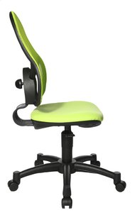 Topstar Chaise de bureau Open Art Junior lime-Côté gauche
