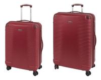 Gabol Set de valises rigides Balance Rojo red-Avant