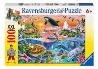 Ravensburger puzzle L'océan coloré