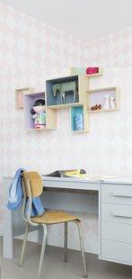 Bureau Dennis gris béton-Image 3