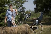 Bobike Fietsstoel Mini Exclusive denim deluxe-Afbeelding 2