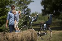 Bobike Siège-vélo Maxi Exclusive denim deluxe-Image 3