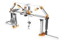 Engino Mechanics Pulley drives-Détail de l'article