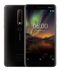 Nokia smartphone 6.1 noir-Détail de l'article