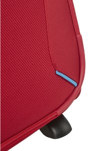 American Tourister Zachte reistrolley Summer Voyager Upright ribbon red 55 cm-Onderkant
