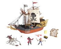 Set de jeu Pirates Captain Ship-Avant