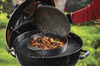 Weber Poêle pour barbecue gourmet BBQ System Dutch Oven-Image 3