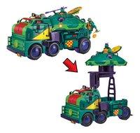 Les Tortues Ninja Turtle Tank 2-in-1 Mobile Ops Unit-Détail de l'article