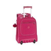 Kipling trolley-rugzak Clas soobin L Cherry Pink Mix