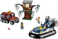 LEGO City 60071 L'arrestation en hydroglisseur-Avant