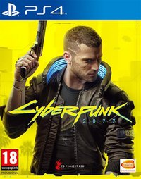 PS4 Cyberpunk 2077 Day One Edition ANG-Avant