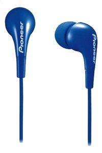 Pioneer oortelefoon in ear 100mW SE-CL502-L blauw