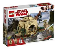 LEGO Star Wars 75208 Yoda's hut-Linkerzijde