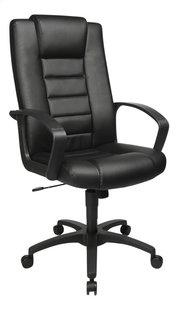 Topstar Chaise de bureau noir-Côté gauche