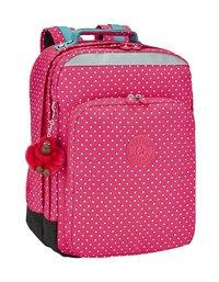 Kipling rugzak College Up Pink Summer Pop
