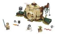 LEGO Star Wars 75208 Yoda's hut-Vooraanzicht