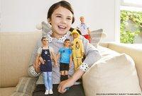 Barbie poupée mannequin Careers Ken Barista-Image 1