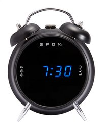 bigben wekkerradio RR90 EPOK zwart-Vooraanzicht