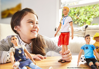 Barbie poupée mannequin Careers Ken Barista-Image 3