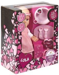 DreamLand poupée souple Lola-Côté gauche