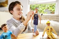 Barbie poupée mannequin  Careers Ken Barista-Image 4