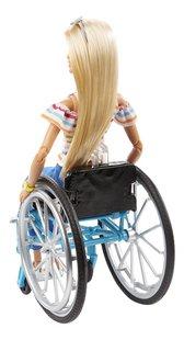 Barbie Fashionistas 132 - Barbie en chaise roulante-Arrière
