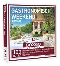 Bongo Gastronomisch Weekend 3 dagen