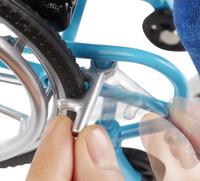 Barbie Fashionistas 132 - Barbie en chaise roulante-Image 2