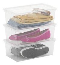 Keter Kis Opbergbox C Box Style Lady Shoe 6 l - 6 stuks-Afbeelding 1