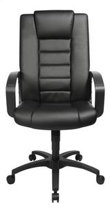 Topstar Chaise de bureau noir-Avant