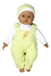 DreamLand zachte pop Mijn eerste pop groen pakje