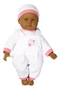 DreamLand zachte pop Mijn eerste pop wit pakje