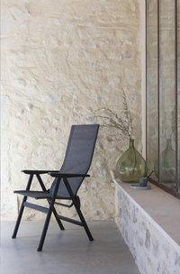 Lafuma Chaise de jardin réglable Zen-It Batyline Duo obsidian-Image 1