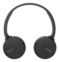 Sony casque Bluetooth MDR-ZX220BT noir-Avant