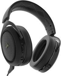 Corsair casque-micro sans fil gaming HS70 carbon-Détail de l'article