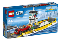LEGO City 60119 Le ferry