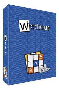 Wordious-Linkerzijde