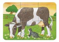 Ravensburger puzzel 4-in-1 My first Puzzles Boerderijdieren-Artikeldetail