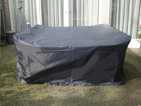 Housse de protection en polyester 2,45 x 2,05 m-Avant