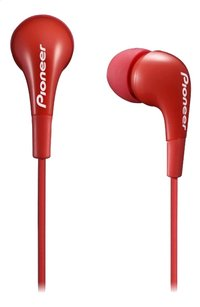 Pioneer écouteurs in-ear 100mW SE-CL502-L rouge