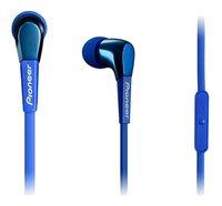 Pioneer oortelefoon in ear SE-CL722T blauw