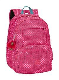 Kipling sac à dos Hahnee Pink Summer Pop