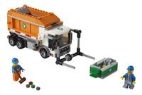 LEGO City 60118 Le camion poubelle-Avant