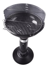 Houtskoolbarbecue Smart Deal zwart-Bovenaanzicht