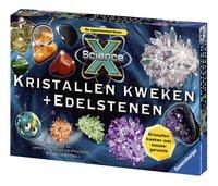Ravensburger Science X: Kristallen kweken + Edelstenen