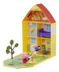 Peppa Pig speelset Peppa's huis en tuin-commercieel beeld
