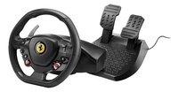 PS4 Thrustmaster stuurwiel met pedalen T80 Ferrari 488 GTB Edition zwart-Artikeldetail