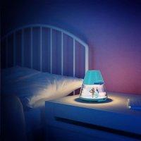 Philips veilleuse/projecteur Disney La Reine des Neiges-Image 2