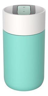 Kambukka isotherme drinkbeker Olympus 300 ml Mint-Achteraanzicht